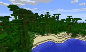 ジャングル島の神殿探検開始