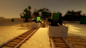 Minecraftスクリーンショット