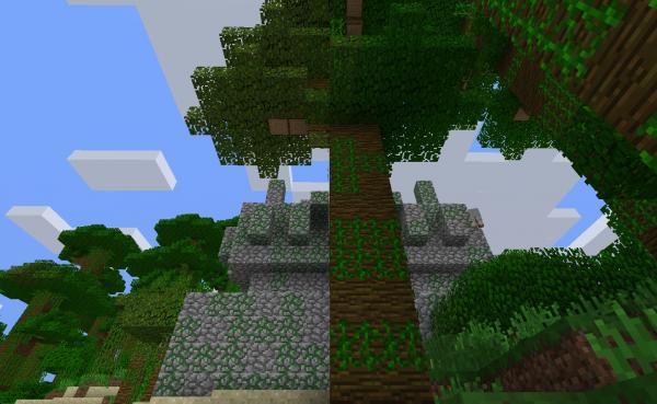 ジャングル神殿